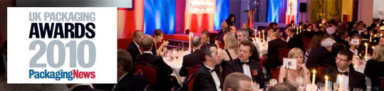 UK Packaging Awards 2010