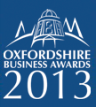Oxforddhire Business Awards 2013
