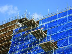 What Is Scaffold Sheeting?
