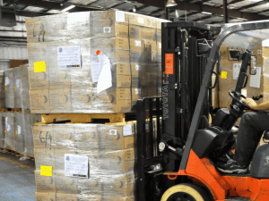 Find The Lowest Pallet Wrap Costs In The UK